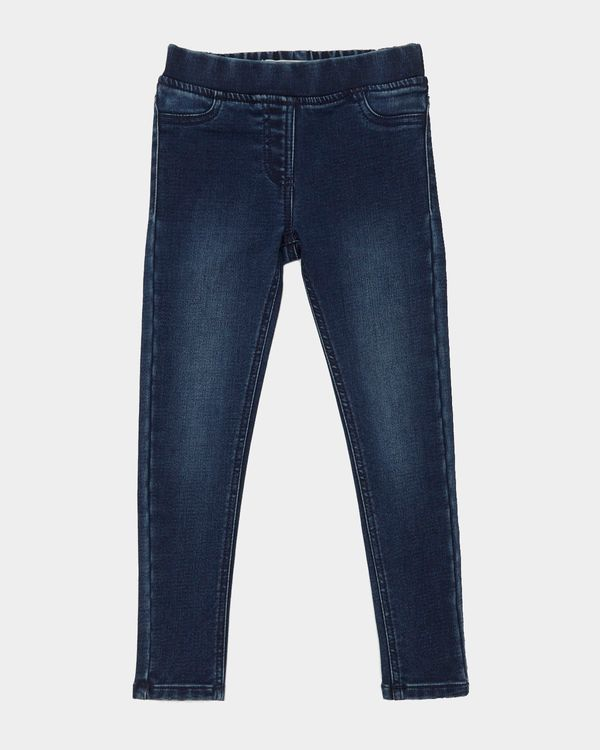 Girls Knit Jeggings (4-10 years)