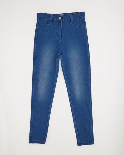 Girls Skinny High Waist Jeans (8-14 years)