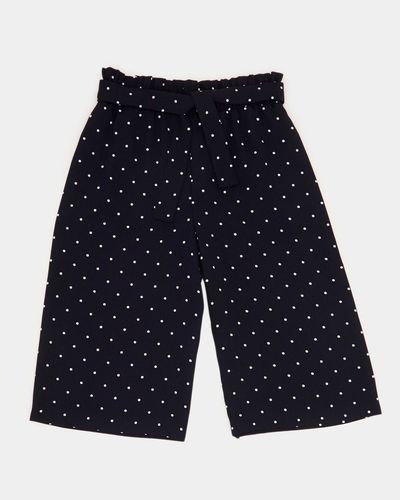 Girls Spot Culottes (4-14 years)