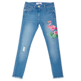 denim Older Girls Sequins Jeans