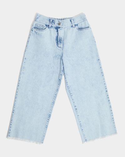 Girls Wide Leg Jean (7-14 years)