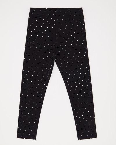 Girls Printed Leggings (4-10 years)