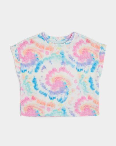 Girls Tie Dye T-Shirt (7-14 years)