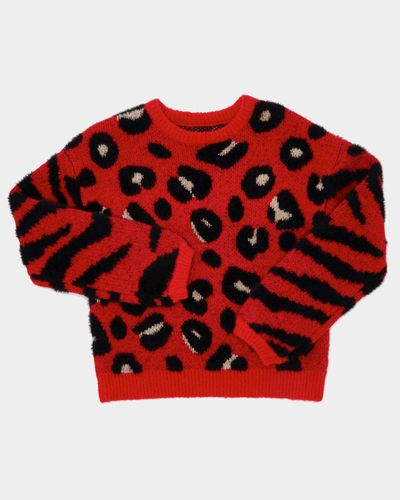 Girls Animal Jumper (4-14 years)