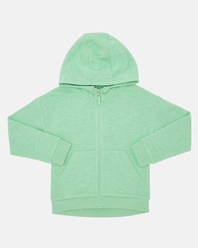 Girls Hooded Zip Sweatshirt (4-14 years)