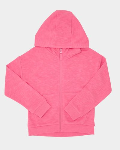 Girls Hooded Zip-Through (4-14 years) thumbnail
