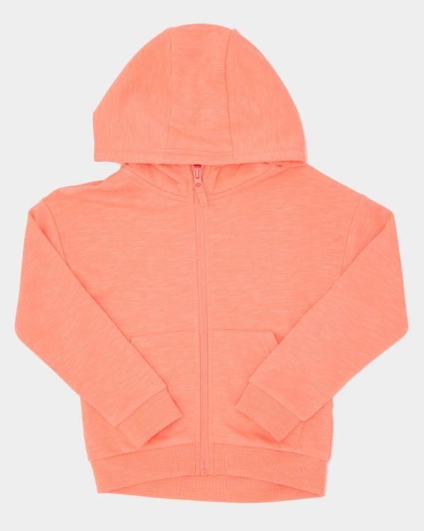 Girls Hooded Zip-Through (4-14 years)