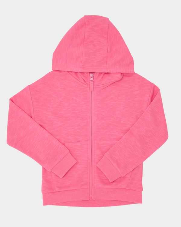 Girls Hooded Zip-Through (4-14 years)