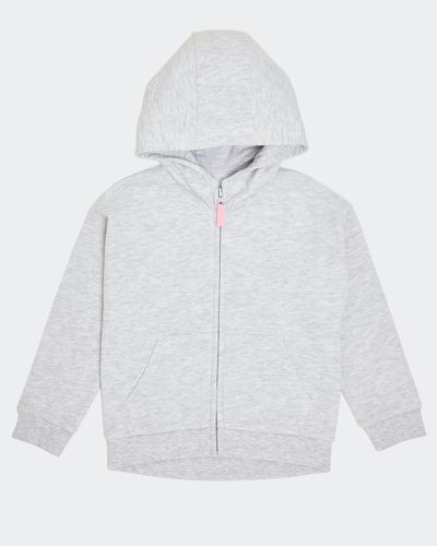 Girls Hooded Zip-Through (2-14 years) thumbnail