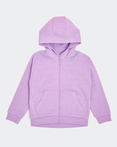 Girls Hooded Zip-Through (2-14 Years) thumbnail