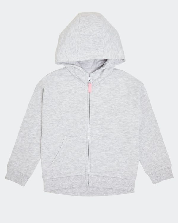 Girls Hooded Zip-Through (2-14 years)