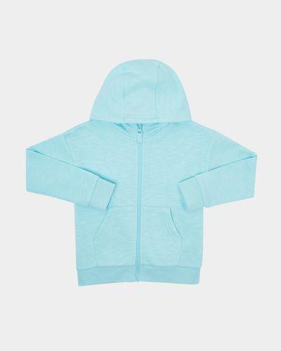 Girls Hooded Zip Sweatshirt (2-14 years) thumbnail