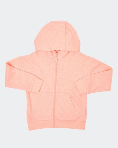 Girls Hooded Zip Sweatshirt (2-14 years)