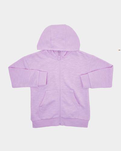 Hooded Zip Sweat (2-14 years)