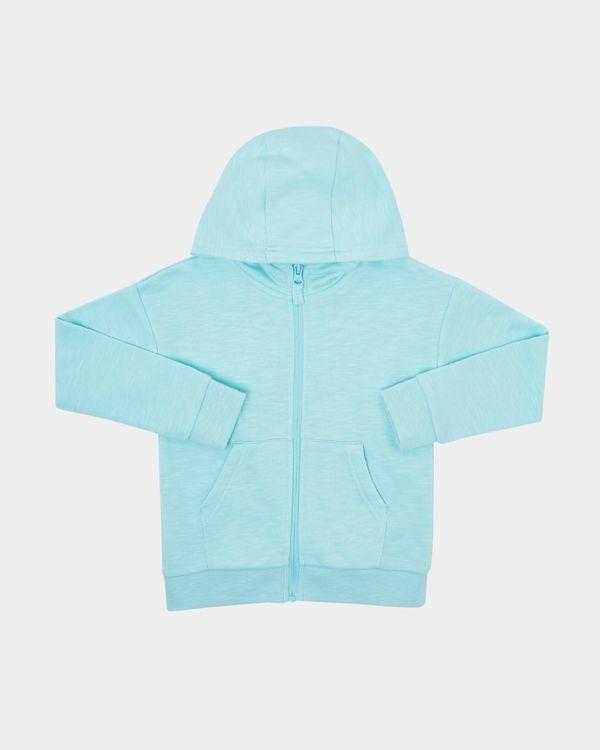 Girls Hooded Zip Sweatshirt (2-14 years)