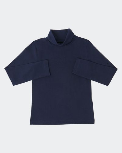 Girls Jersey Polo Neck (2-14 years)