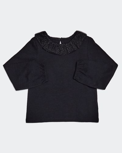 Tulle Neck Top (2-8 years)