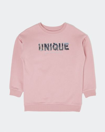 Longline Sweatshirt (7-14 years)