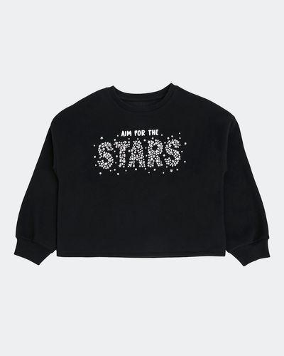 Star Stud Sweatshirt (7-14 years)