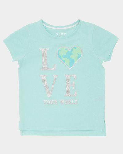 Girls Printed T-Shirt (4-14 years)