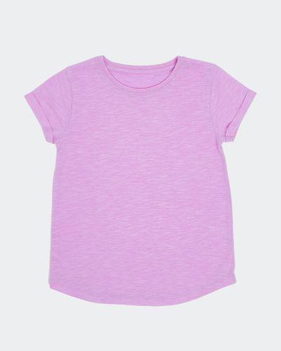 Girls Slub T-Shirt (2-14 years)