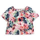 print Younger Girls Printed Top