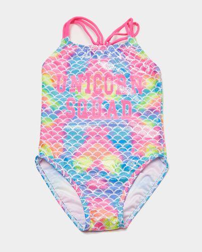 Girls Mermaid Swimsuit (4-10 years)