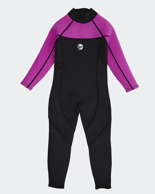 Long-Sleeved Wetsuit (3-14 years)