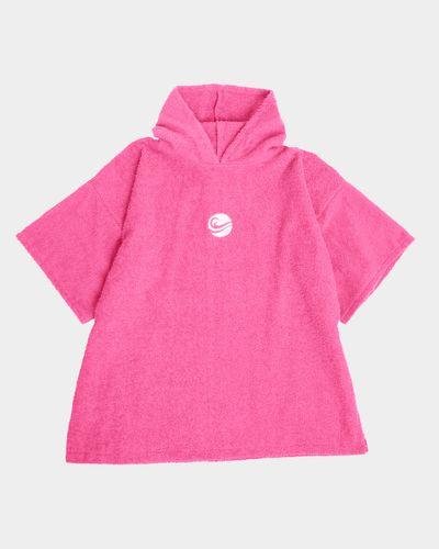 Girls Towel Poncho (5-14 years)