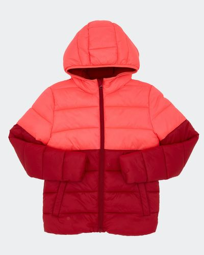 Older Girls Padded Jacket (7-14 years) thumbnail