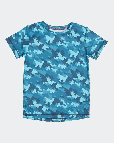 Boys Summer Camp T-Shirt (4-14 years)