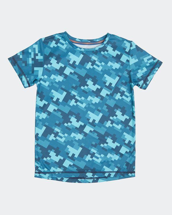 Boys Summer Camp T-Shirt (4-14 years)