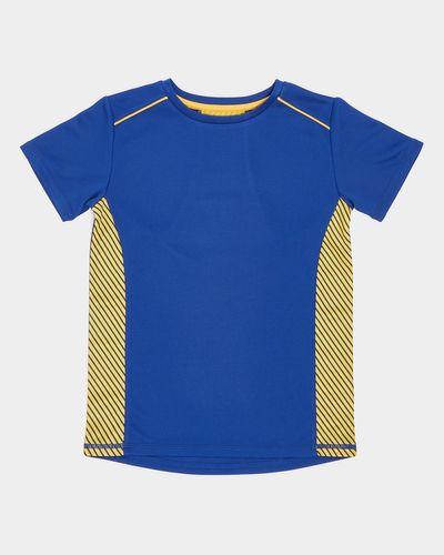 Boys Di Poly T-Shirt (4-14 years) thumbnail