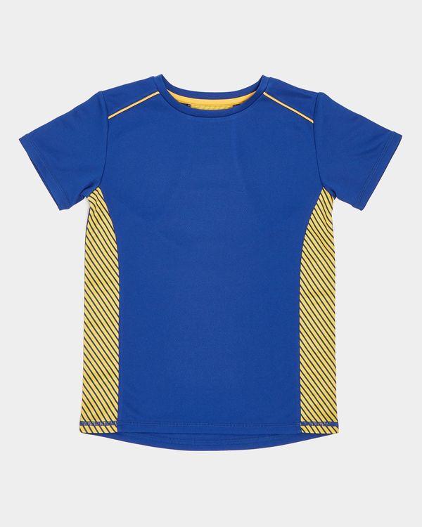 Boys Di Poly T-Shirt (4-14 years)
