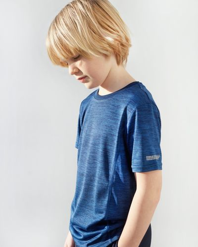 Boys Poly T-Shirt (4-14 years)