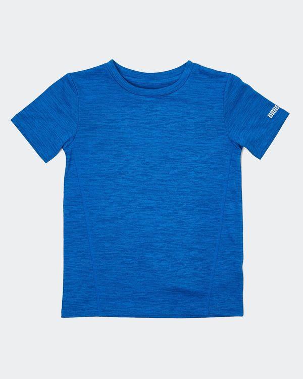 Boys Poly T-Shirt (4-14 years)