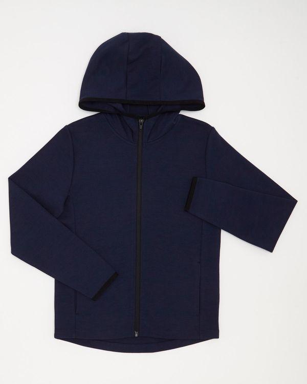 Boys Zip Detail Hoodie (4-14 years)