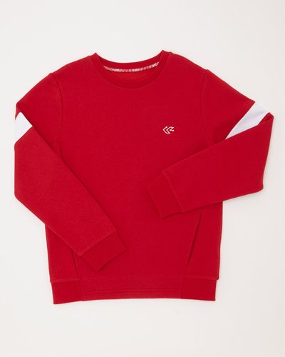 Boys Sportif Crew Neck Fleece (4-14 years)