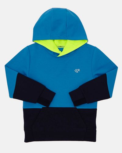 Boys Goals Over The Head Hoodie (4-14 years)