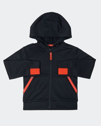 Boys Zip-Through Hoodie (4-14 years) thumbnail