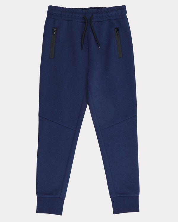 Boys Zip Detail Jogpants (4-14 years)