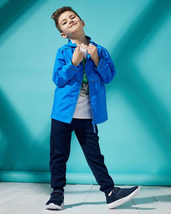 Boys Slim Fit Tech Joggers (4-14 years)
