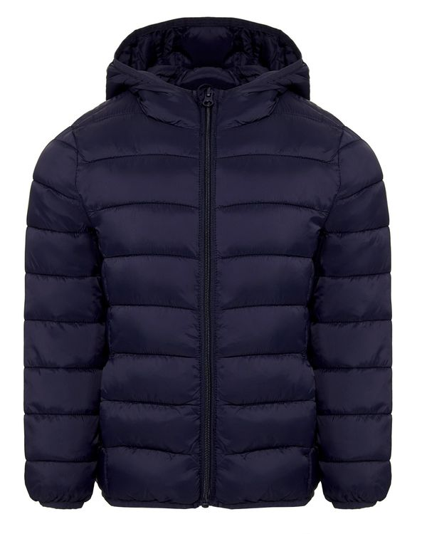 Boys Superlight Hooded Jacket (3-14 years)