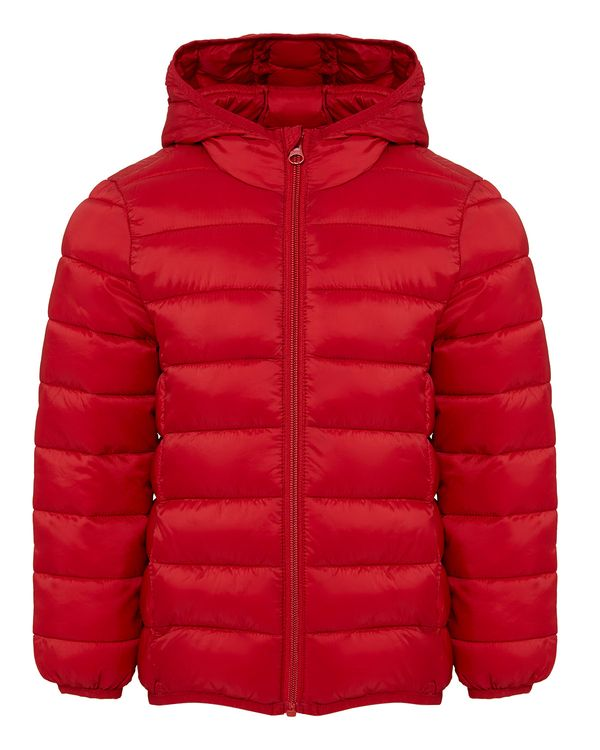 Boys Superlight Hooded Jacket (3-14 years)