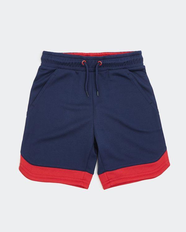 Boys Basketball Shorts (4-14 years)