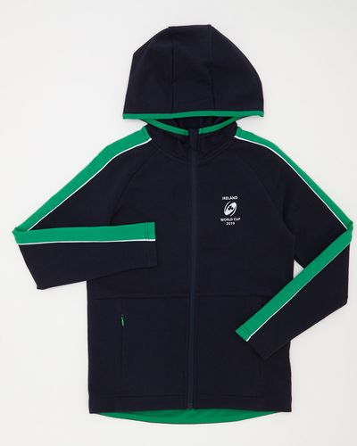 Children's Rugby Fleece Zip-Through (4-14 years)