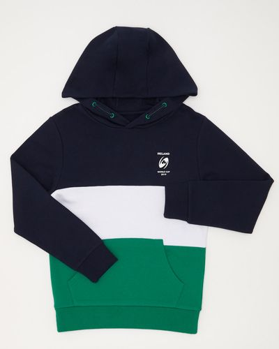 Children's Rugby Over The Head Fleece Hoodie (4-14 years)