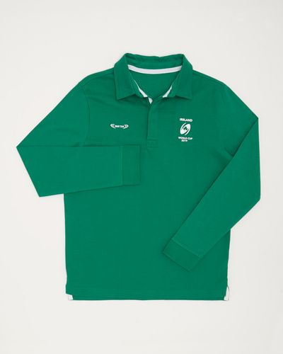 Children's Traditional Rugby Jersey (4-14 years)