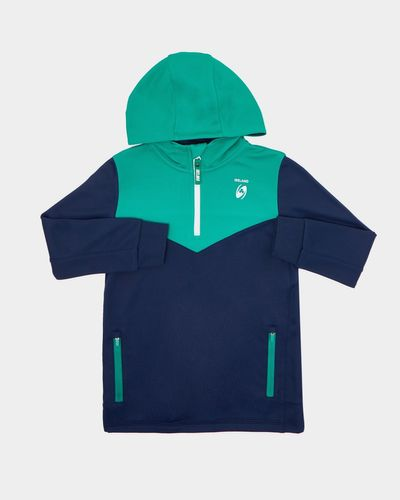 Boys Rugby Tricot Zip Through (4-14 years)