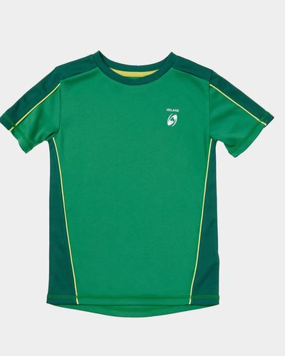 Boys Rugby Poly T-Shirt (4 - 14 years)